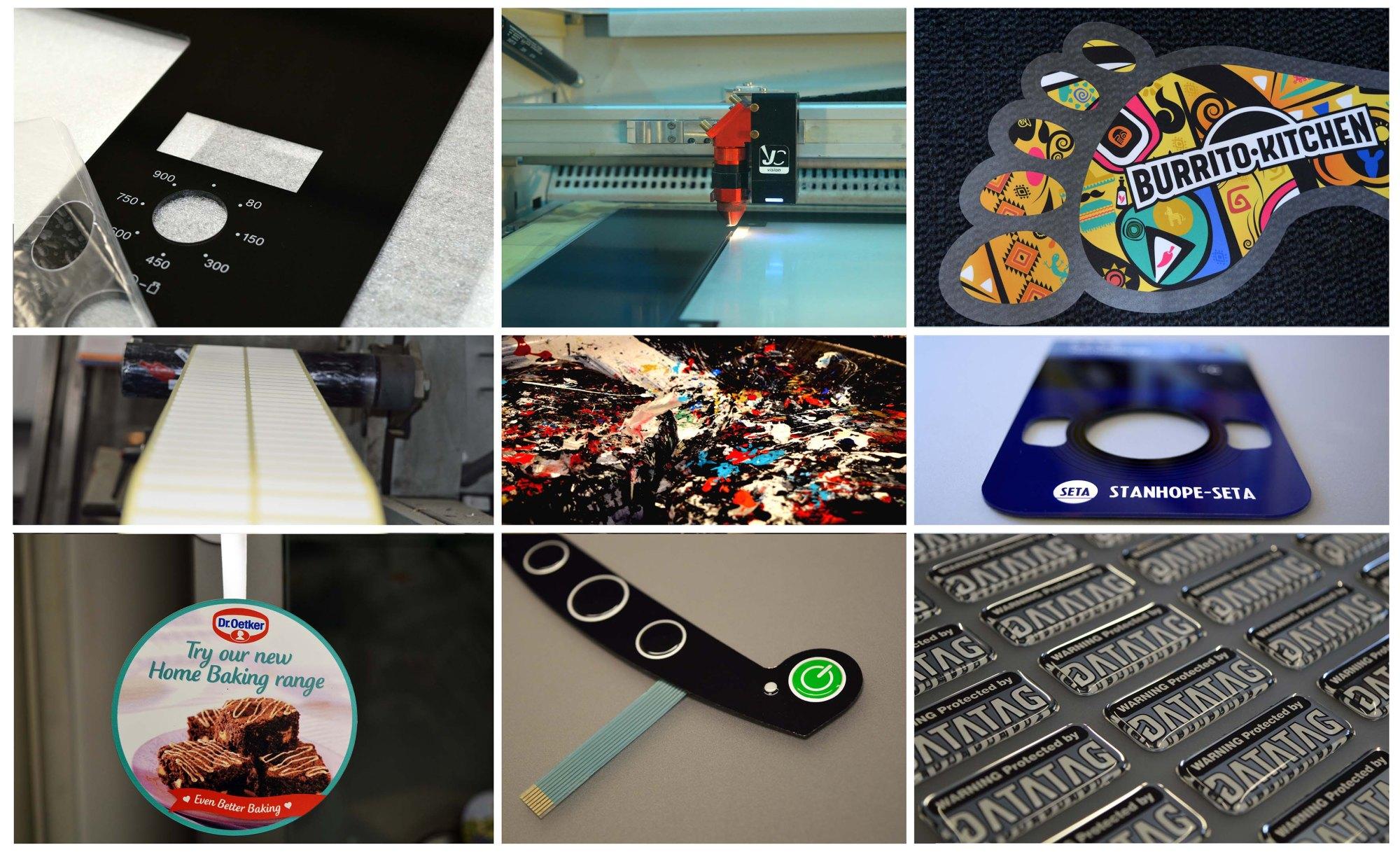 Customark's range of products