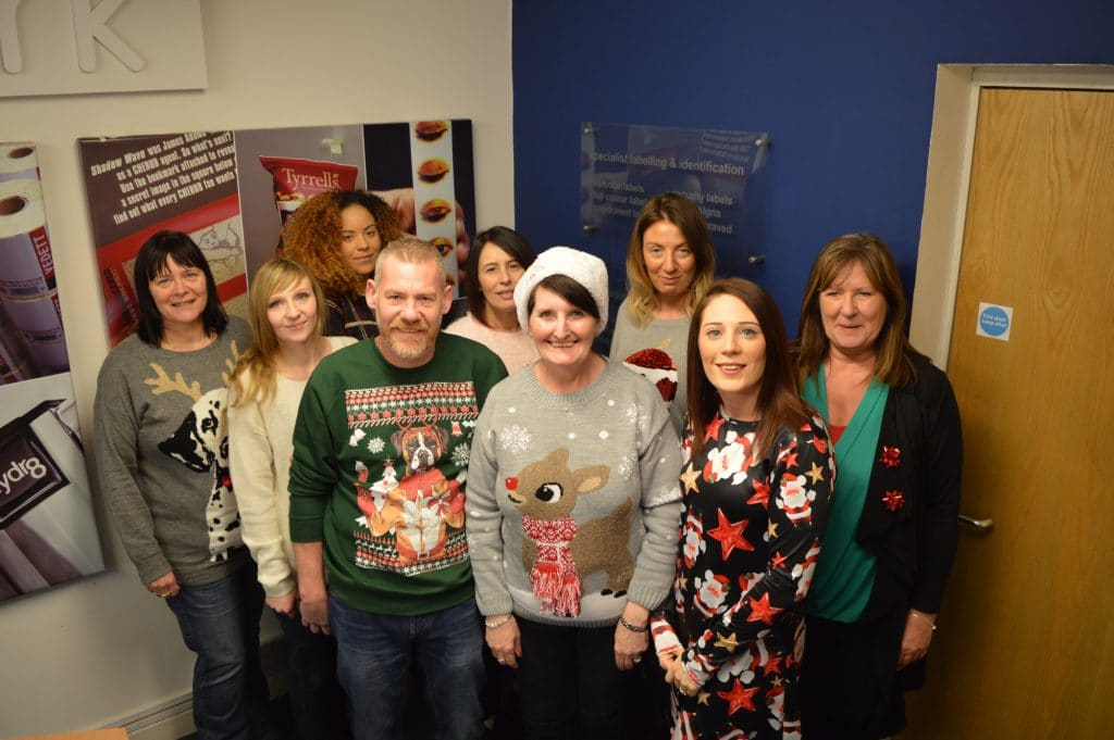 Christmas Jumper Fundraiser