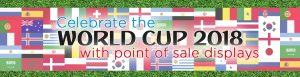 World Cup 2018 banner