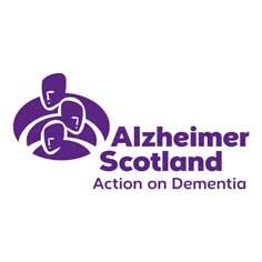 Alzheimers Scotland Logo