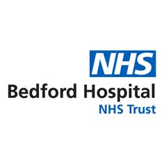Bedford Hospital NHS Logo