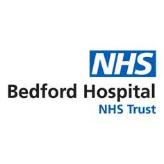 Bedford Hospital NHS Logo