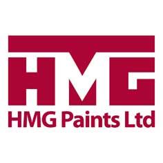 HMG Paints Logo