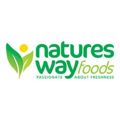 Natures way food logo