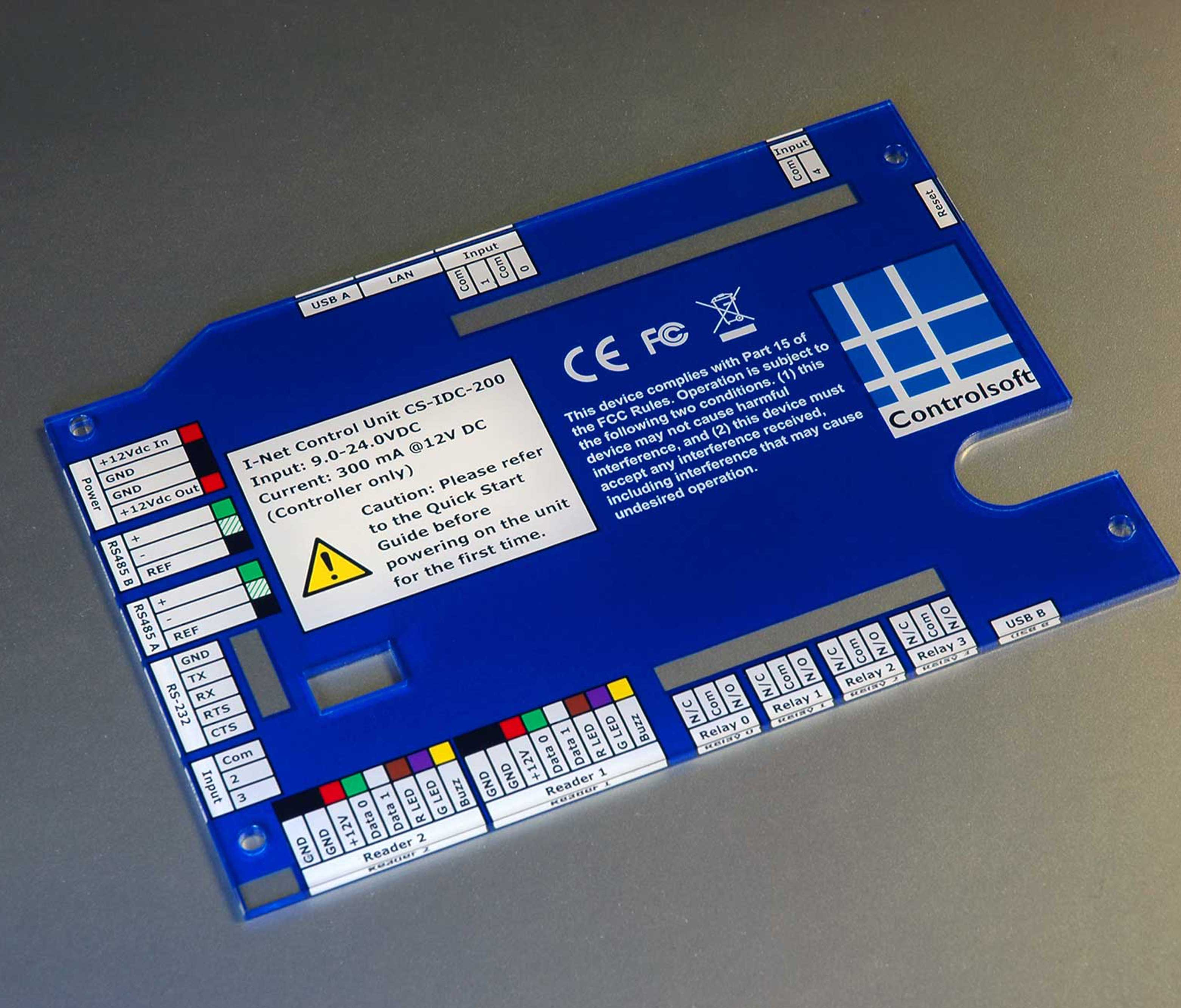 Screen Printed Panels