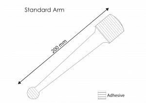 Standard Wobbler Arms
