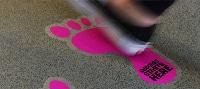 Floor Stickers Menu