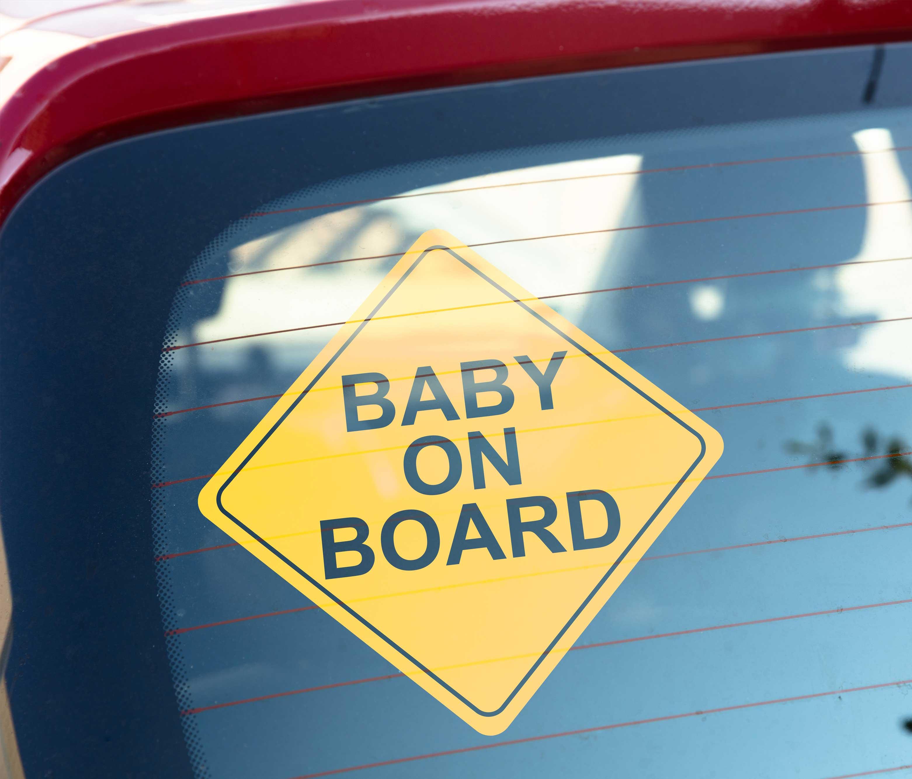 Car Window Stickers