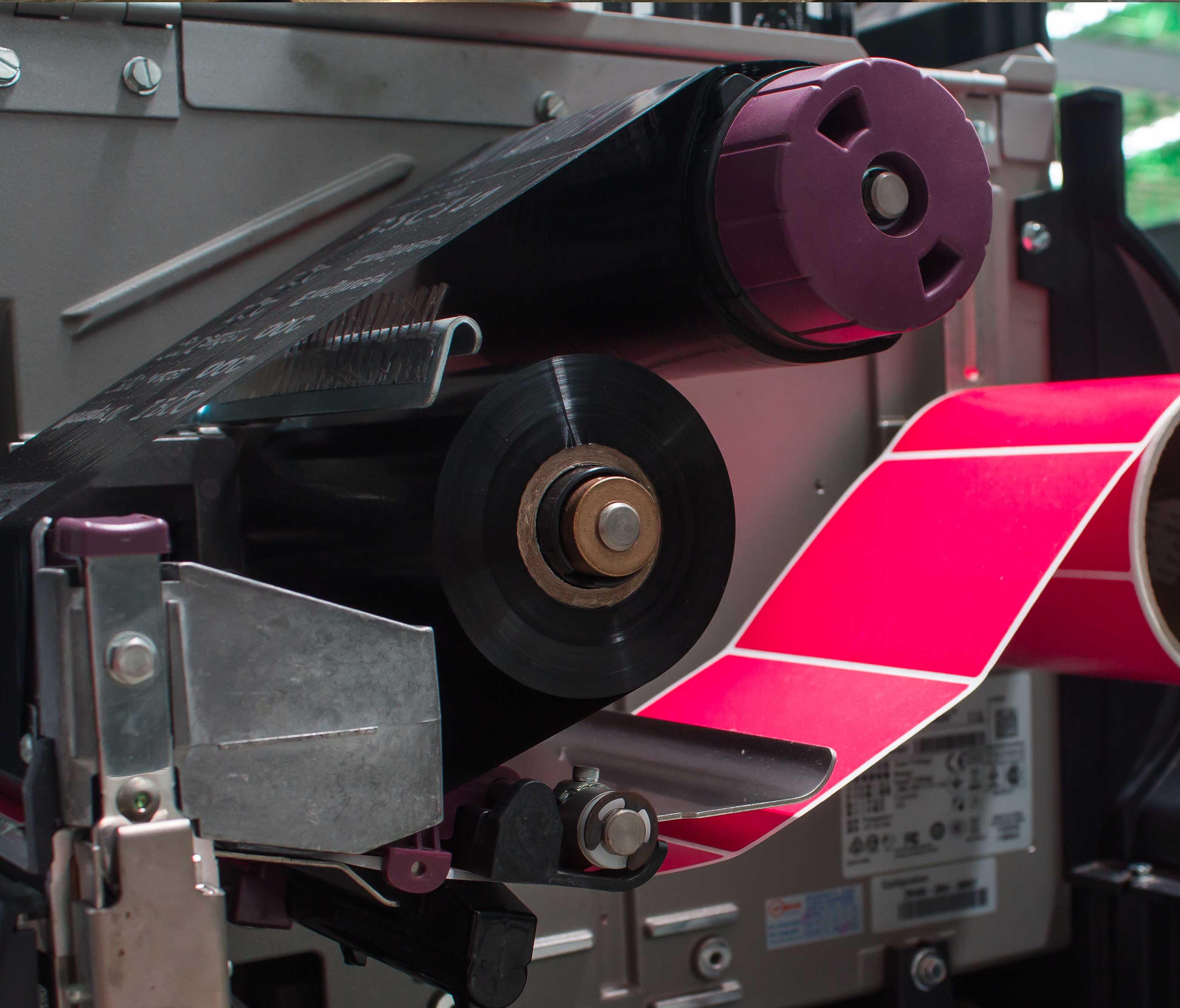 Wax Thermal Ribbons