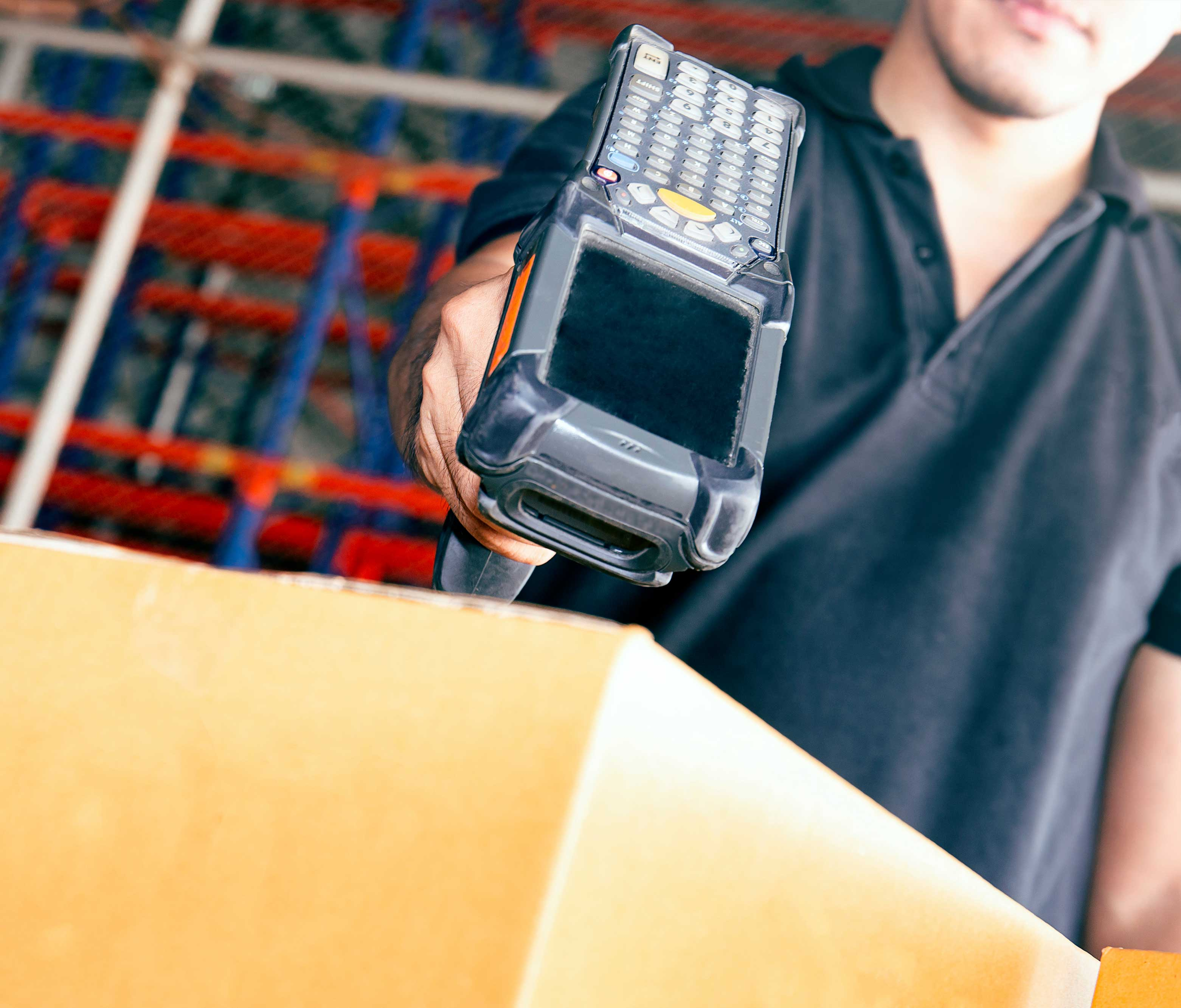 Barcode Scanning Device