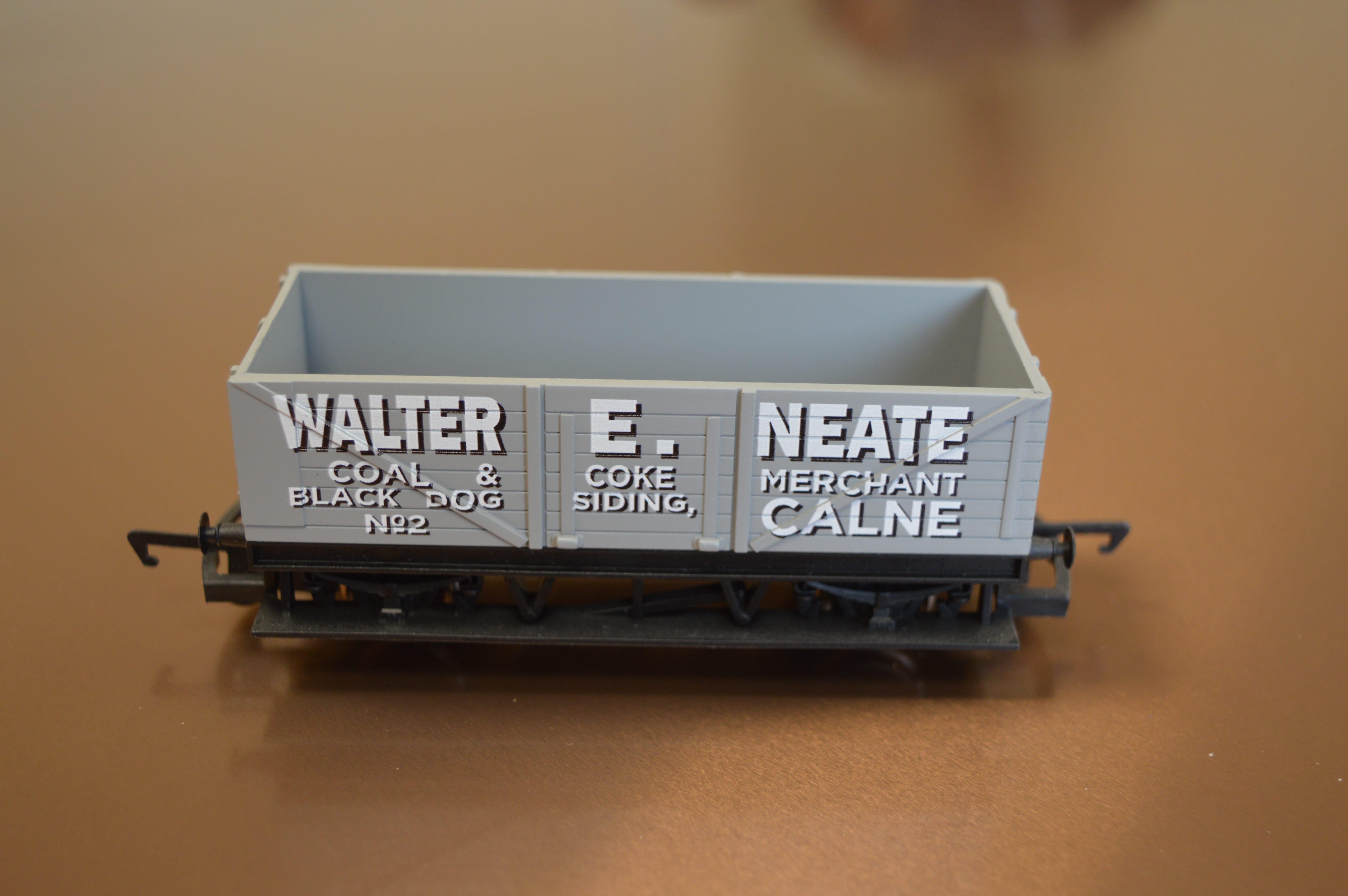 Walter E Neate Panel Printing