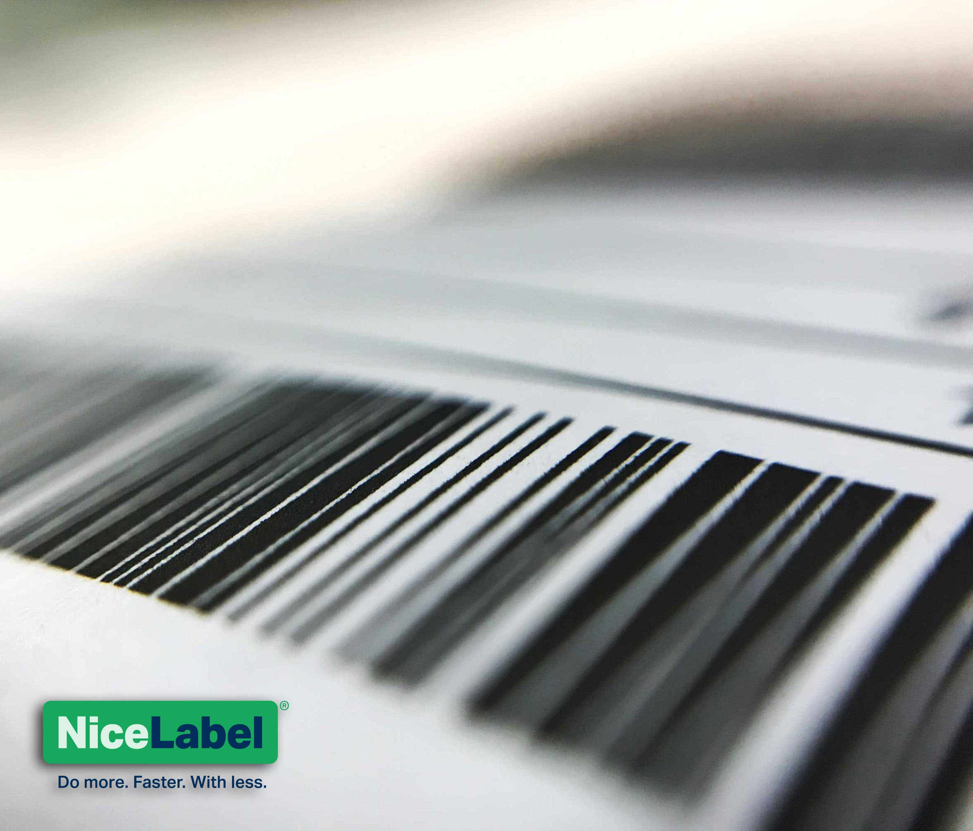 Industrial Barcode Labelling